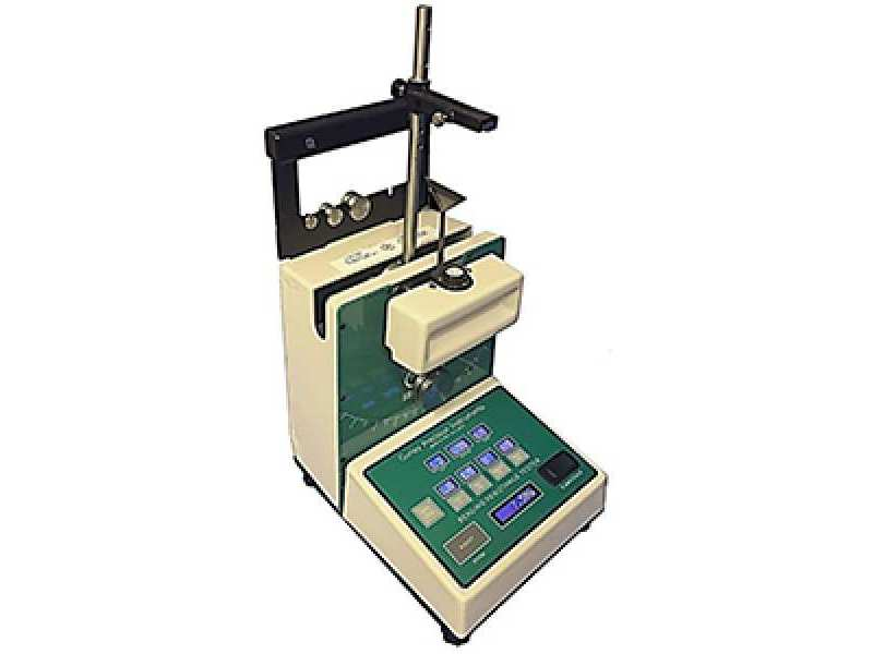Gurley 2-Point Bending Stiffness Tester