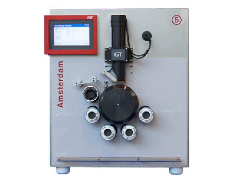 IGT Amsterdam 5 Printability Tester