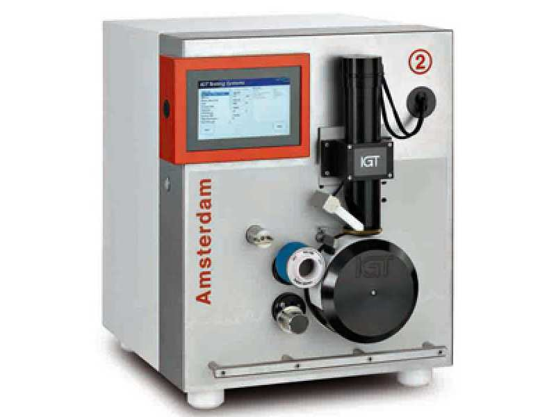 IGT Amsterdam 2 Printability Tester