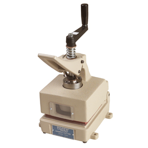Taber Sample Cutter Consumables