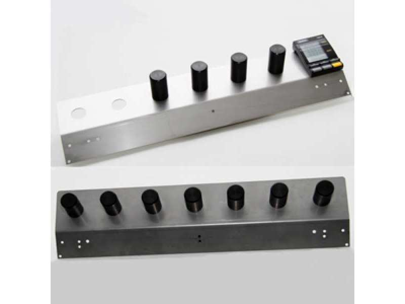 IGT Holder for Printing Discs and Top Rollers