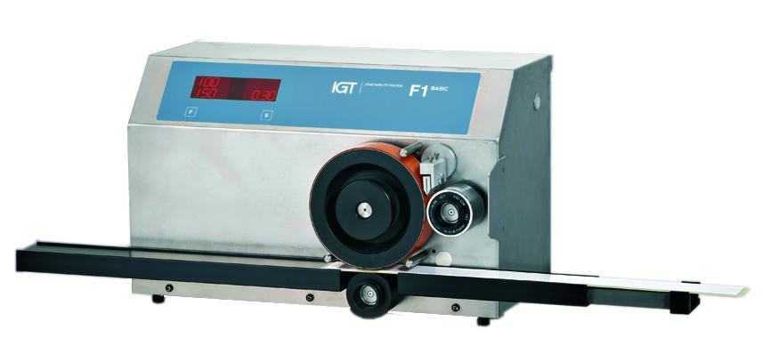 IGT F1, F1 basic, F1-UV, F1 corrugated, F1-100