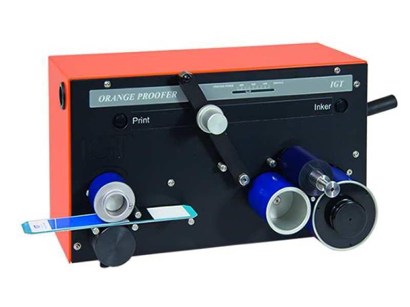 IGT Orange Proofer for Offset & UV Flexo