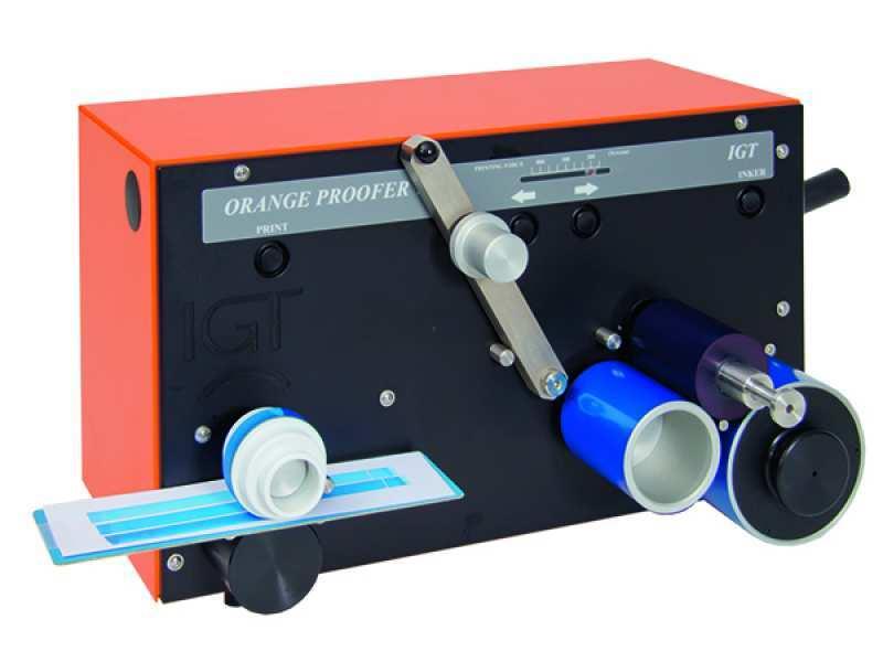 IGT Orange Proofer X3 for Offset & UV Flexo