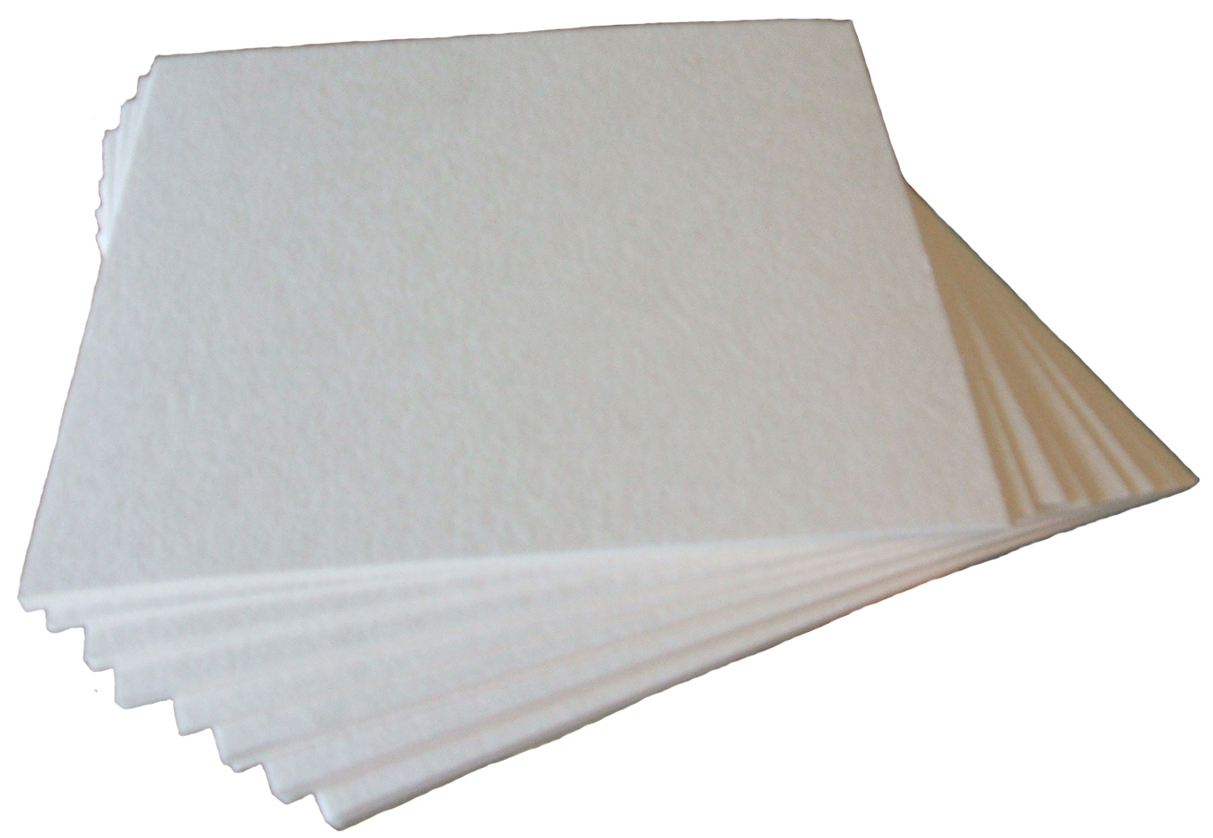 Standard Pulp Blotters for Cobb Testing