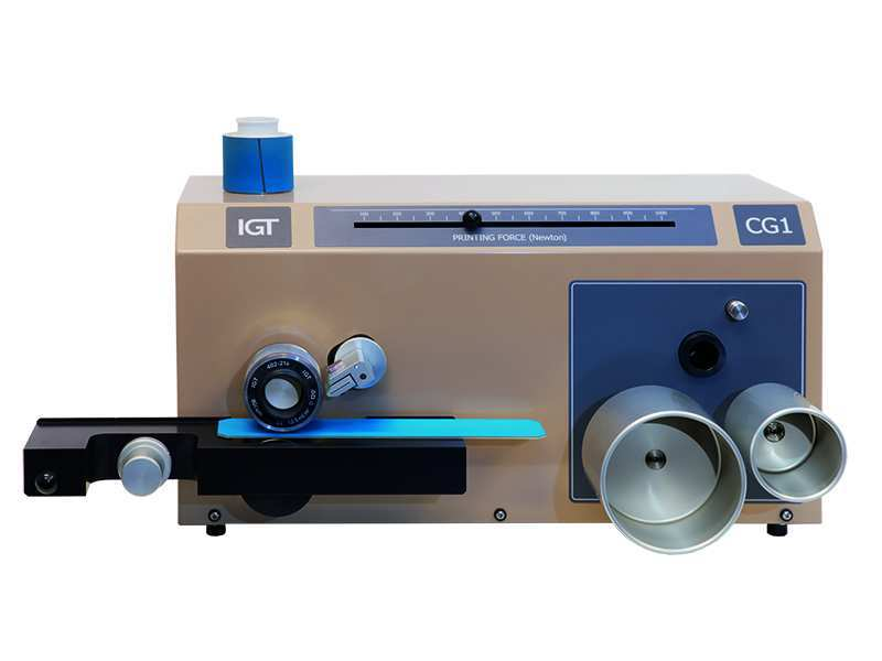 IGT CG1 Proofer with Gravure Feature