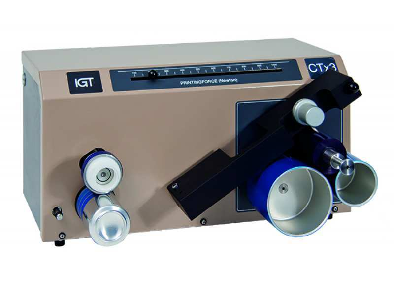 IGT CTx3 Proofer for Cans and Tubes